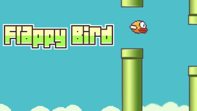 Flappy Bird Interior