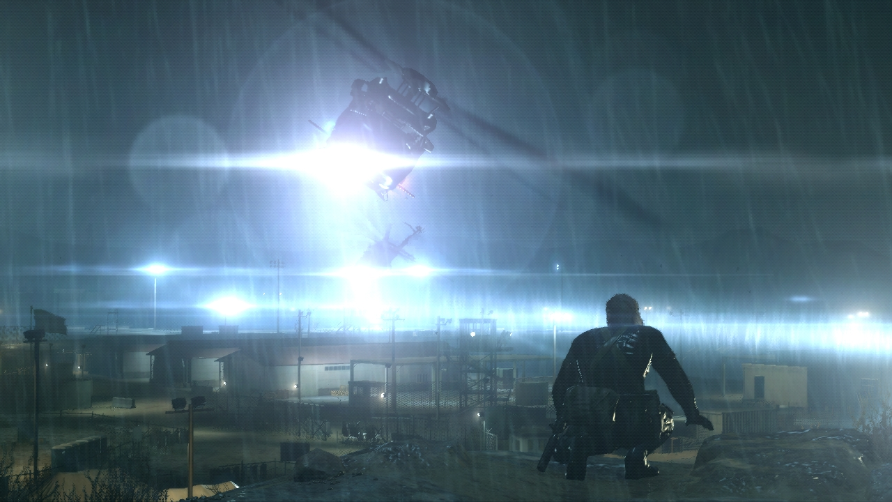 [10/07/14] Metal Gear Solid V: Ground Zeroes con Iago Foxo – Guilty DIARIO 169