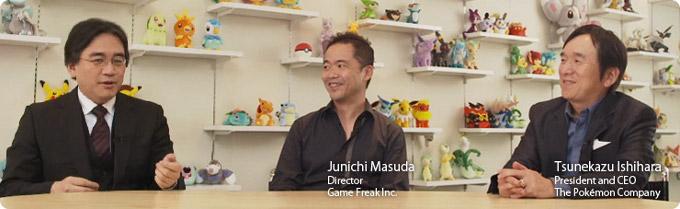 Iwata Pokemon