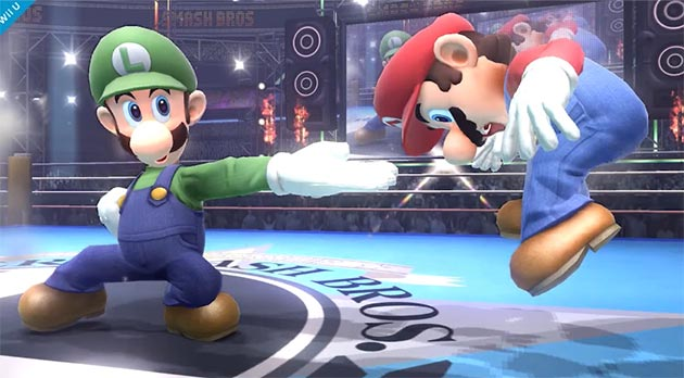 Un bug de Super Smash Bros. 3DS te banea 136 años