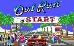 El remake de Out Run, directo a la eShop japonesa de Nintendo 3DS