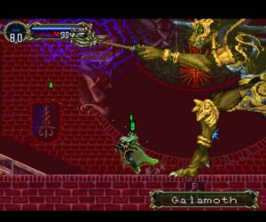 Castlevania: Simphony of the Night