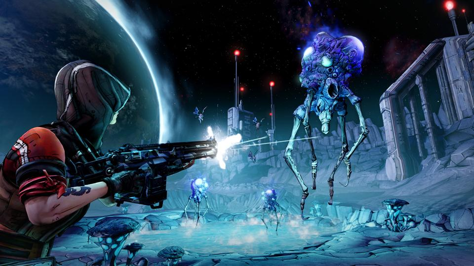 Nuevo vídeo con gameplay de Borderlands: The Pre-Sequel!