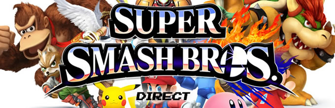 ARTICULO Super Smash Bros Direct