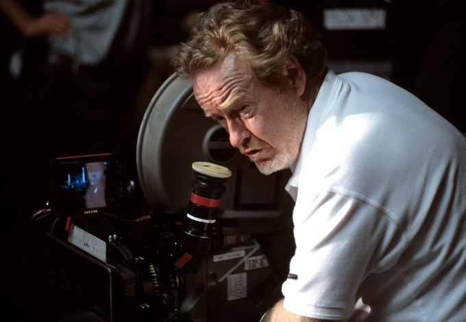 Ridley Scott Interior