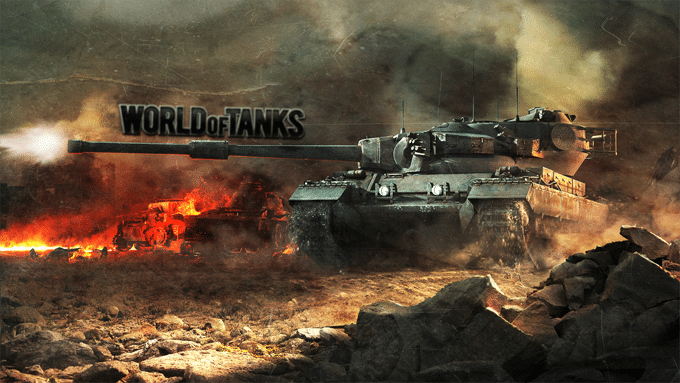 World of Tanks Interior