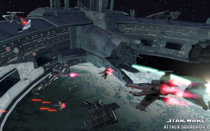 Star Wars Attack Squadrons Interior