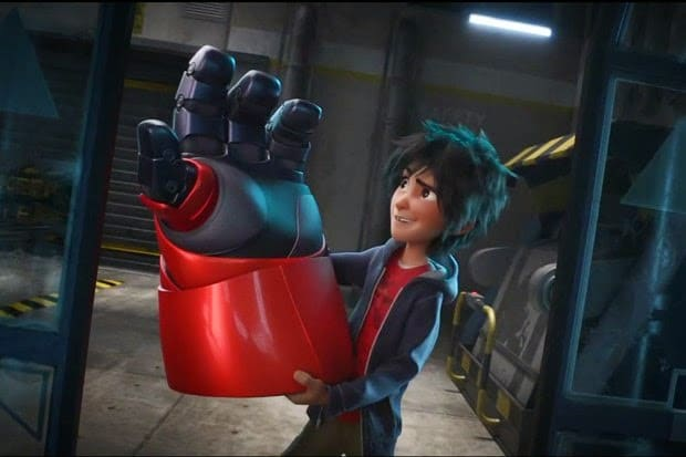 big hero 6 heroes walt disney hiro hamada teaser trailer still screencaps 2014 2015