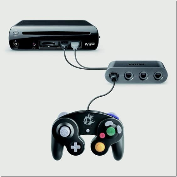 game cube controler
