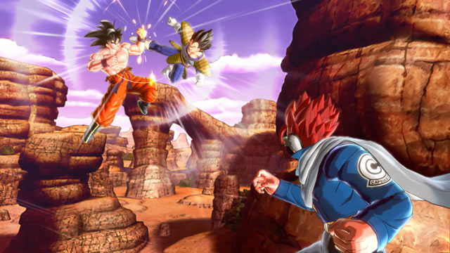 Dragon Ball New Proyect 3
