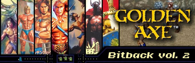 BitBack golden axe vol 2