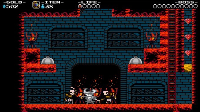 Shovel Knight ya está disponible para Wii U y Nintendo 3DS