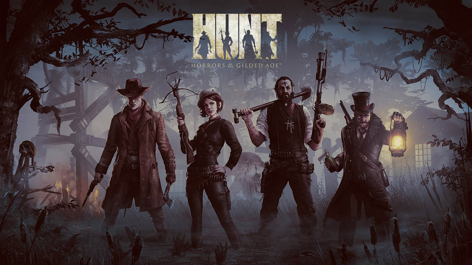 E3 2014 – Crytek anuncia Hunt: Horrors of the Gilded Age