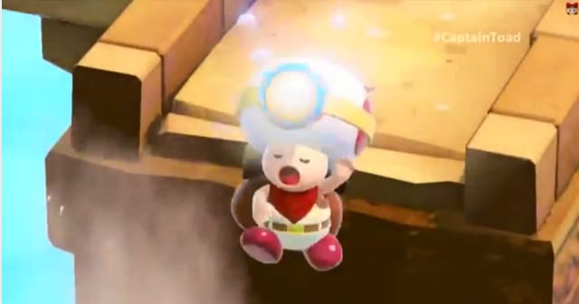 Captain Toad Treasure Tracker avance