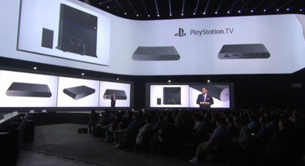 E3 2014 – PlayStation TV llegará a occidente