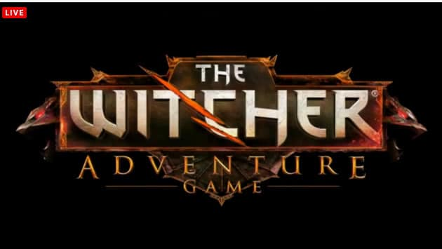 the witcher adventure