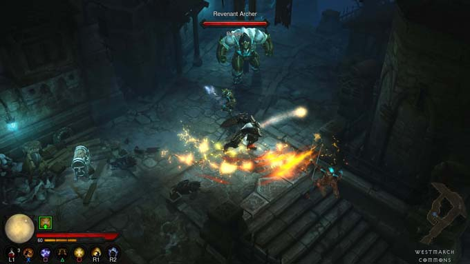 Diablo 3 Ultimate Evil PS4