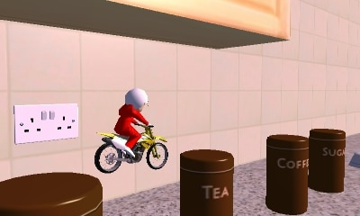 Toy Stunt Bike 1
