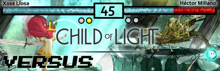 VERSUS Child of Light