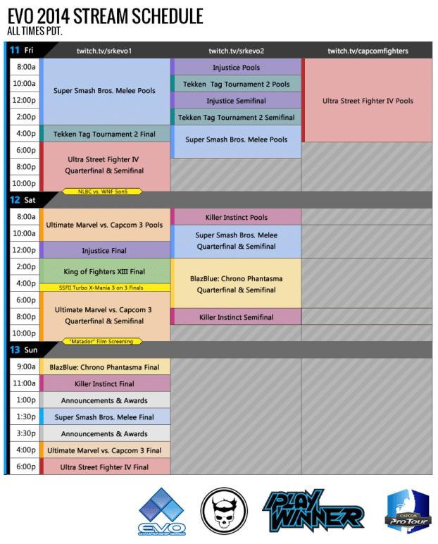 horario-evo-2014