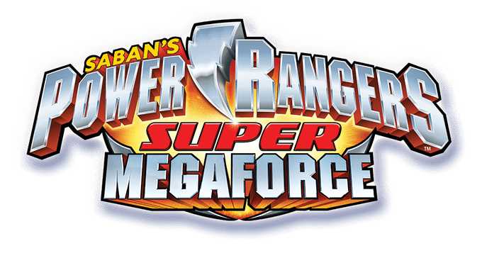 power ranges mega force logo