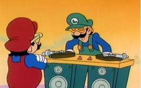 super mario dj destacada