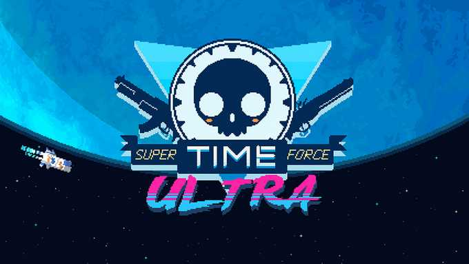 "Super Time Force tendrá una versión ""Ultra"" para Steam"