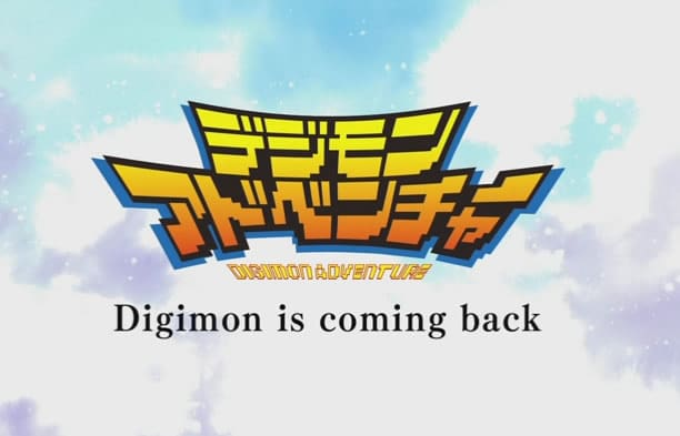 Digimon Adventure tendrá nueva serie anime