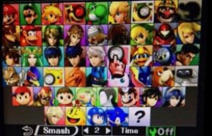 plantel super smash bros