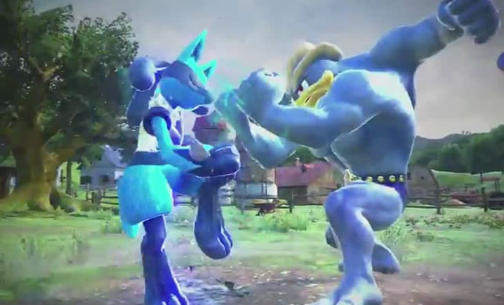 pokken tournament 3