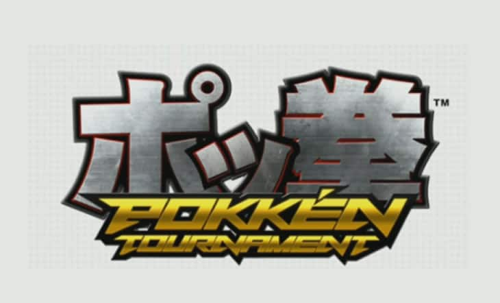 pokken tournament logo hd