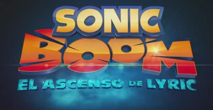 sonic boom el ascenso de lyric logo