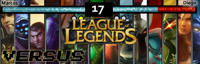 versus 103 league of legends