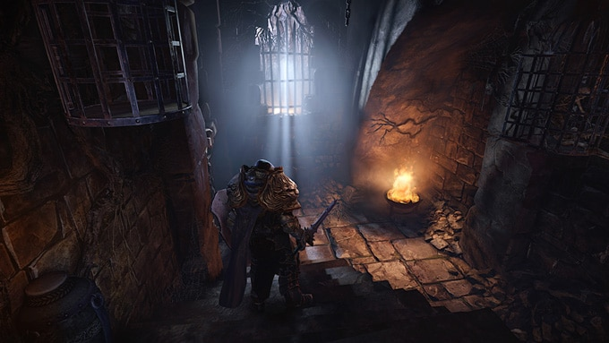 Lords of the Fallen Interior