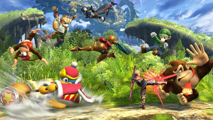 Vídeo con los 51 Final Smash de Super Smash Bros. Wii U