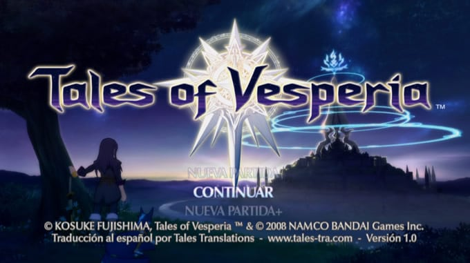 tales of vesperia traduccion