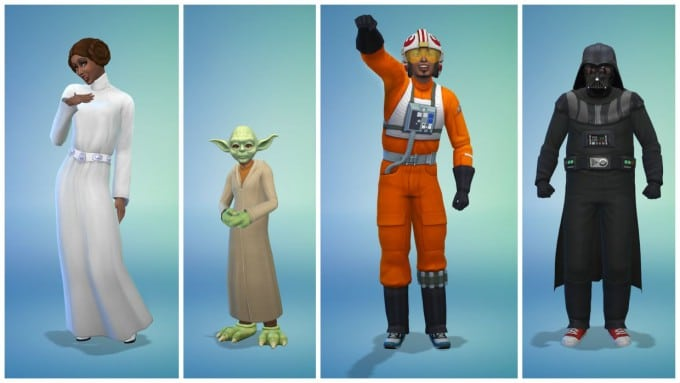 Los -sims-4-star-wars