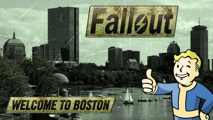 Fallout Shadow of Boston