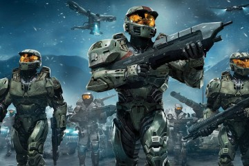 Halo Master Chief actualiza