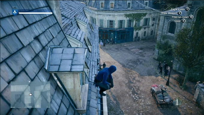 assassin's creed unity bug 4