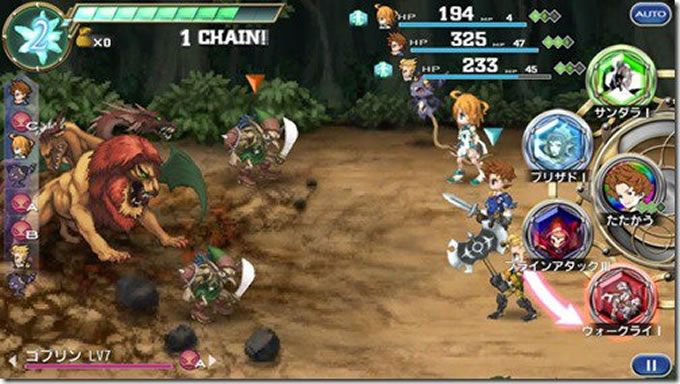 final fantasy legends the space time crystal 3