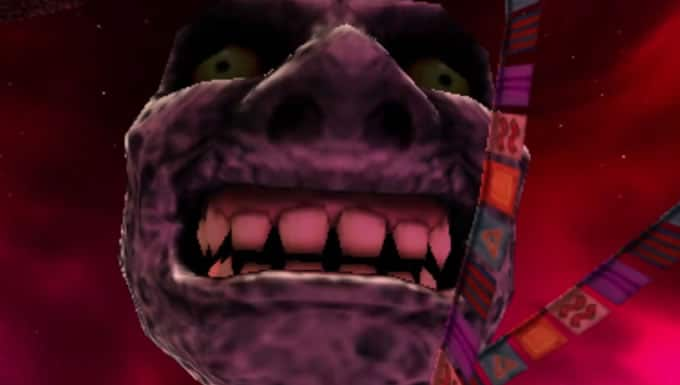 Opening de Zelda Majora´s Mask 3DS y 30 minutos de gameplay
