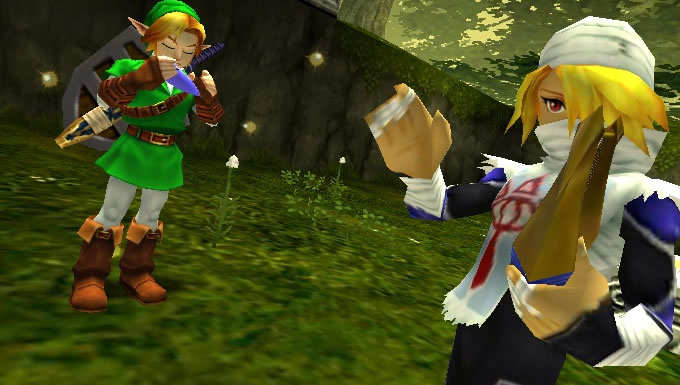 ocarina of time ficha 1