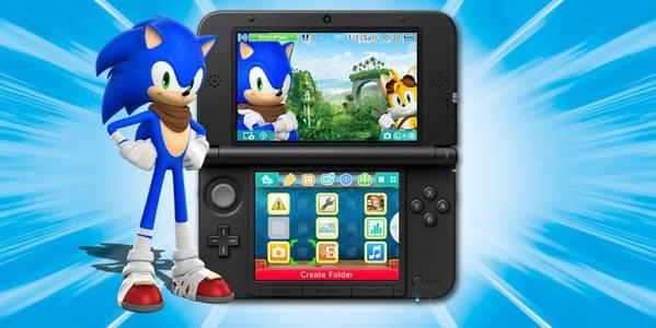 Sonic Boom tendrá un tema gratuito para Nintendo 3DS