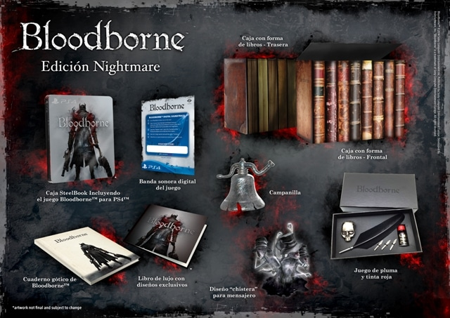 BloodBorne_nightmare edition
