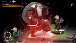 Destiny of spirits santa2
