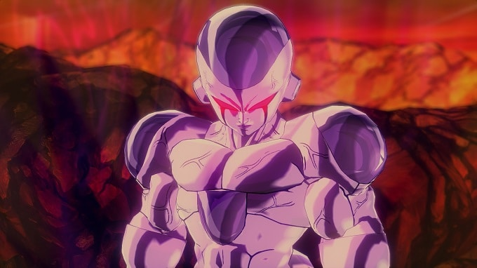 Dragon Ball Z Xenoverse Freezer