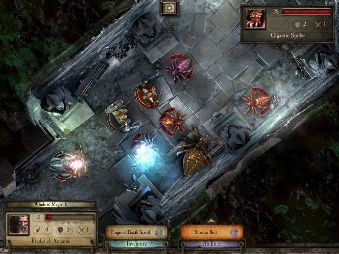 Warhammer Quest disponible en Steam a partir del 7 de enero