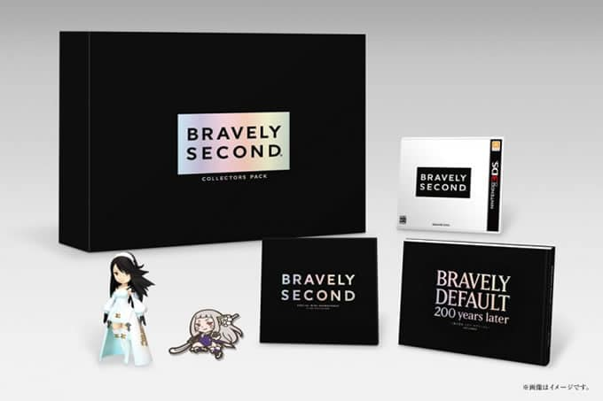 bravely second coleccionista