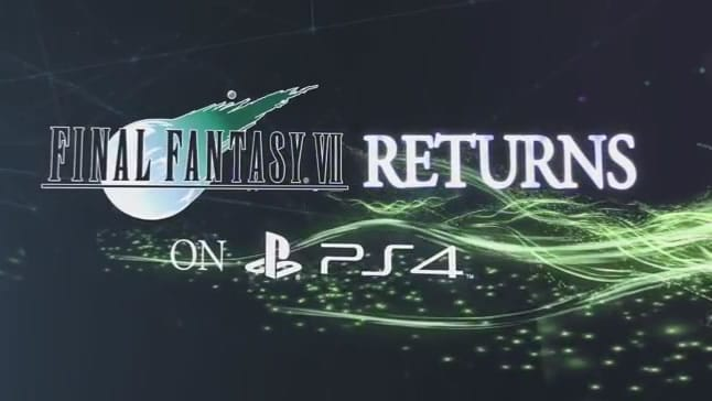 ff vii ps4